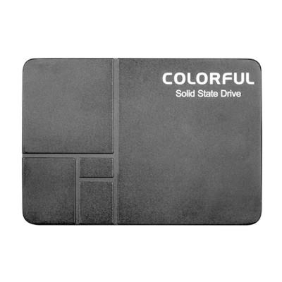 七彩虹(Colorful) SL300/SL500 SSD固态硬盘台式电脑笔记本 640G