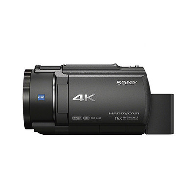Sony/索尼 FDR-AX40 高清数码摄像机/DV 5轴防抖 4K视频录制
