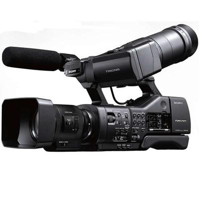 索尼(Sony)NEX-EA50CK(含 E18-200mm普通头)会议/婚庆 专业摄像机
