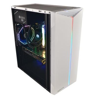 甲骨龙电脑主机 G4560免费升级G5400 240GB高速固态盘核显 DIY组装机