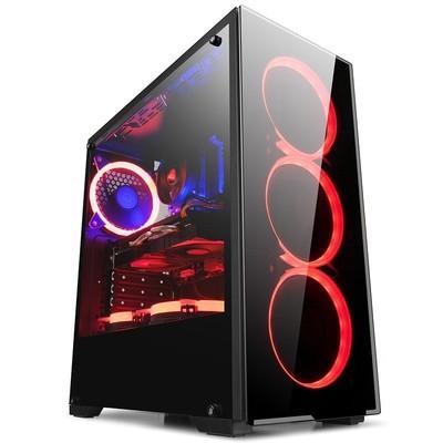 酷睿9代i5 9400F/9600KF/GTX1660 SUPER加强版6G独显 台式电脑主机
