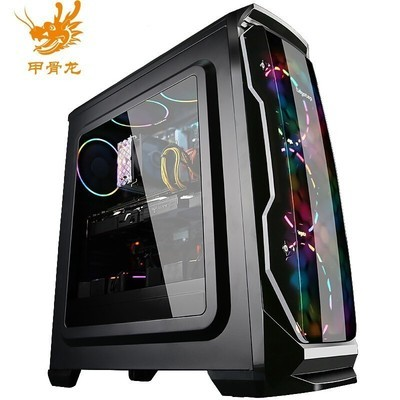 AMD R5 3600 RX580 8G/RX590 8G 独显 DIY电脑主机 台式组装电脑