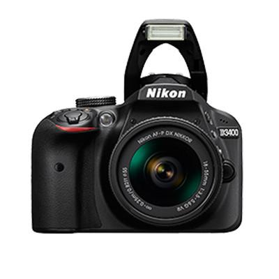 尼康D3400 AFP DX 18-55mm/3.5-5.6G VR
