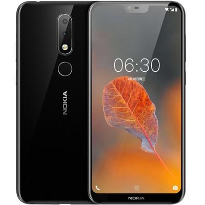 【顺丰包邮】 诺基亚 NOKIA X6 4G运行 双卡双待 移动联通电信4G手机