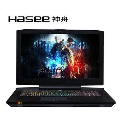 神舟 战神GX10-SP7 PLUS【I7-6700HQ/32GB/2*1TB/GTX1080独显/炫酷】