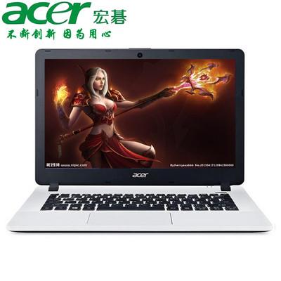 【官方授权 顺丰包邮】Acer ES1-331-C498 13.3英寸轻薄便携本 赛扬四核N3150处理器 4GB内存 500GB硬盘 预装Windows 10