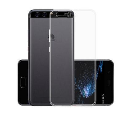 手机壳 保护套 硅胶纤薄透明全包边软壳 清透白