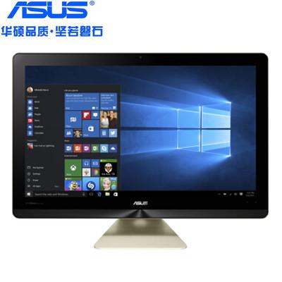【顺丰包邮】华硕 Zen AIO Pro Z240ICGK-GK030X 时尚纤薄 傲世23.8英寸4K屏一体机 酷睿i5-6400T 8G 128G固态+1TB GTX960M-2G独显