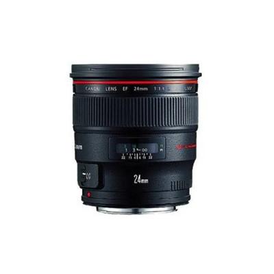 佳能 EF 24mm f/1.4L II USM   广角定焦镜头 佳能24F1.4II镜头