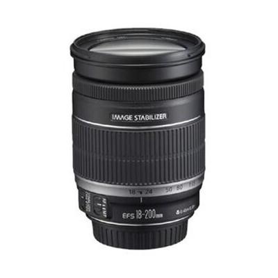 佳能 EF-S 18-200mm f/3.5-5.6 IS  佳能18-200镜头 扣机原装镜头