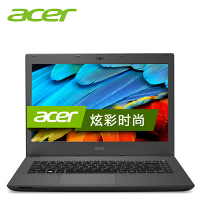 【顺丰包邮】Acer K4000-59MR  14英寸笔记本电脑(i5-6200U 4G 500G 920M 2G独显 关机充电 蓝牙 1080P全高清屏 Win10)
