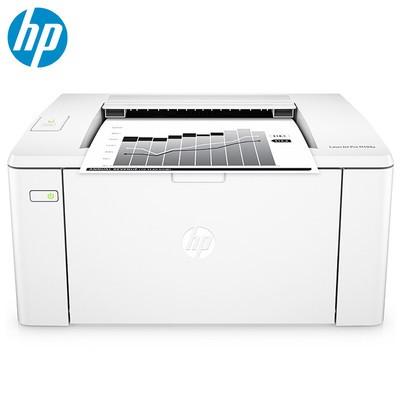 惠普(HP)104A/104w/黑白A4激光打印机104W无线wifi办公家庭 104a