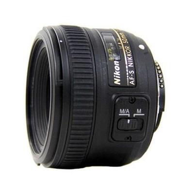 尼康 AF-S 50mm f/1.8G  尼康AFS501.8G镜头  尼康50 1.8G镜头