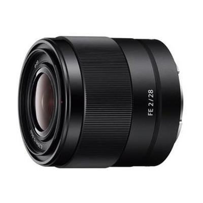 索尼(SONY)FE 28mm F2全画幅广角定焦镜头(SEL28F20)