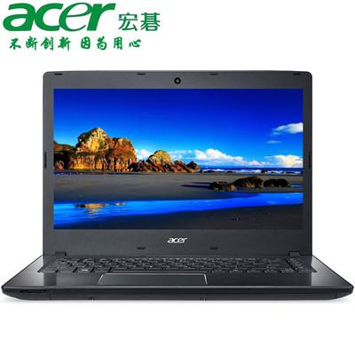 【官方授权 顺丰包邮】Acer TMTX40-G2-511F 14英寸笔记本电脑  i5-7200U 4G 500G 940MX 2G DDR5显存 雾面屏 预装windwos 10
