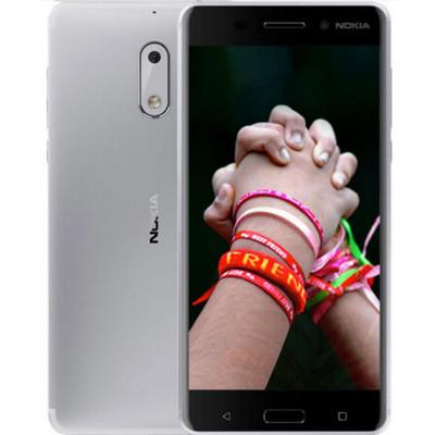【顺丰包邮,送指环支架】 诺基亚 6(Nokia6) 全网通手机  4GB运行
