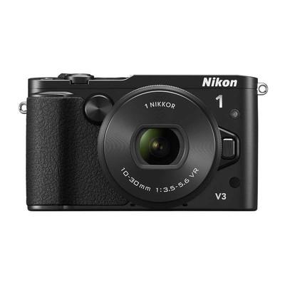 尼康(Nikon)1 V3 微单套机(1 VR 10-30mm f/3.5-5.6 PD 镜头)