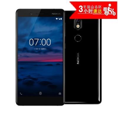 诺基亚 7 (Nokia 7) 4GB+64GB 黑色 全网通 双卡双待