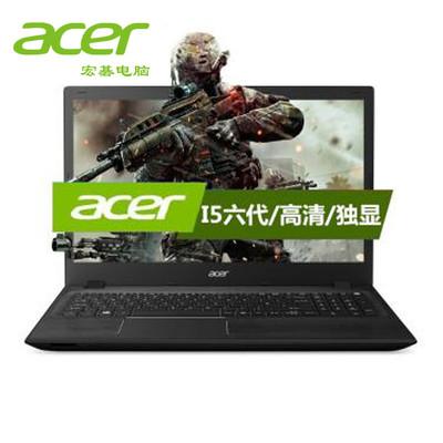 【顺丰包邮】Acer F5-572G-54ZZ 15.6英寸笔记本 强劲动力 轻薄便携(i5-6200U 4G 1T 940M 2G独显 蓝牙 1920*1080 Win10)