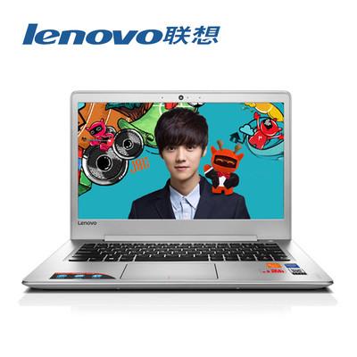联想(Lenovo)小新出色版510S 14.0英寸轻薄笔记本电脑( 256 SSD 集显 IPS屏 FHD)银色