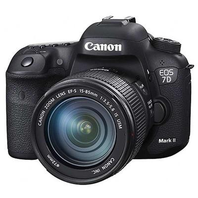 Canon 佳能 7D Mark II套机(15-85mm)单反相机佳能、高速10张连拍