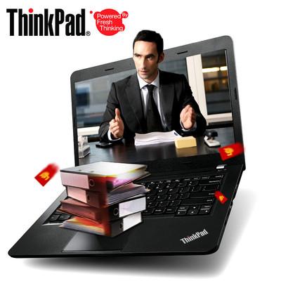 【官方授权 顺丰包邮】ThinkPad E460(20ETA06VCD)14英寸商务本 酷睿i7-6498DU 8GB 1000GB R7 M360-2G 预装Windows 10