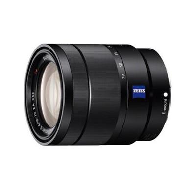 索尼(SONY)Vario-Tessar T* E 16-70mm F4 ZA OSS 镜头(SEL1670Z)