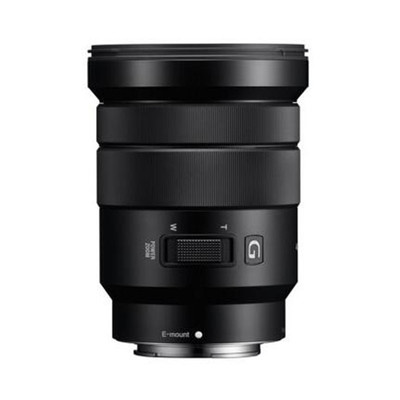 索尼(SONY)E PZ 18-105mm F4 G OSS APS画幅微单镜头(SELP18105G)