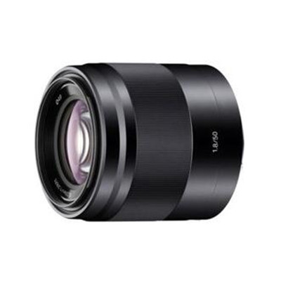 索尼(SONY)FE 50mm F1.8 全画幅标准定焦微单镜头(SEL50F18F)