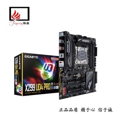 技嘉(GIGABYTE) X299 UD4 PRO 游戏主板 (Intel X299)