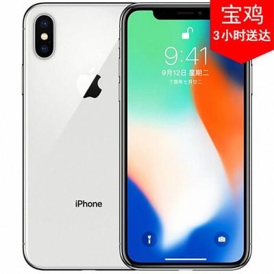 【顺丰包邮+壳膜支架】苹果 iPhone X(全网通) 全网通 国行