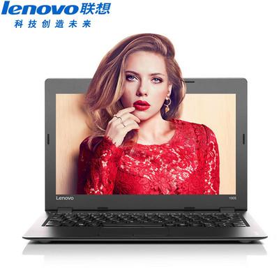 【官方授权 顺丰包邮】联想 IdeaPad 100S-11(N3060/4GB/128GB/集显)11.6英寸便携式笔记本、高性能 、4GB内存、128G固态