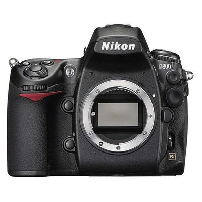 尼康(Nikon)D800 单反机身 全画幅 专业级单反