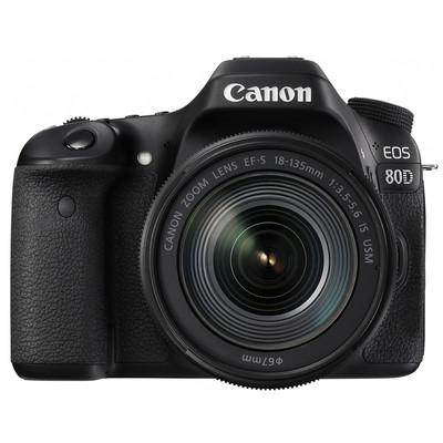 佳能(Canon) EOS 80D单机身配扣机镜头18-55套机