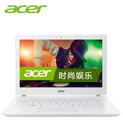 【顺丰包邮】Acer V3-372-704Z  13.3英寸轻薄笔记本 i7-6500U 16G 256G SSD win10  性能与美的结合