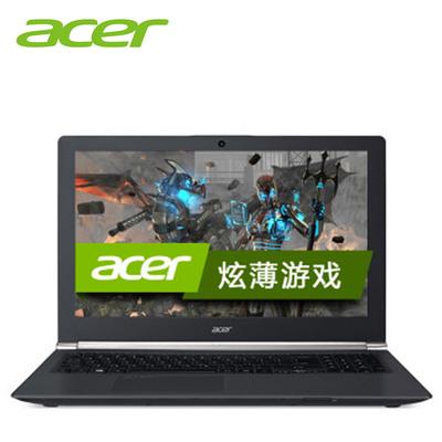 【顺丰包邮】Acer VN7-592G-76XN 15.6英寸游戏本 强劲性能表现(四核i7-6700HQ 8G 1TB GTX960M 2G Win10 1920*1080P)
