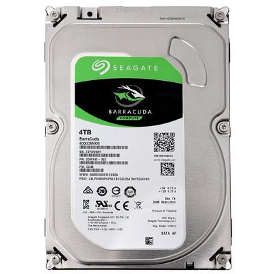 希捷 BarraCuda 4TB 5900转 64MB(ST4000DM005)SATA3 台式机硬盘