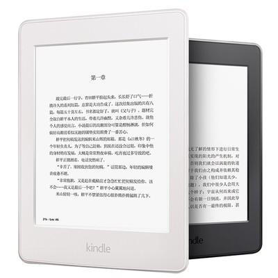 亚马逊 白色版Kindle Paperwhite