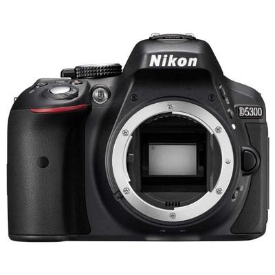 尼康(Nikon) D5300 单反机身 黑色 不含镜头