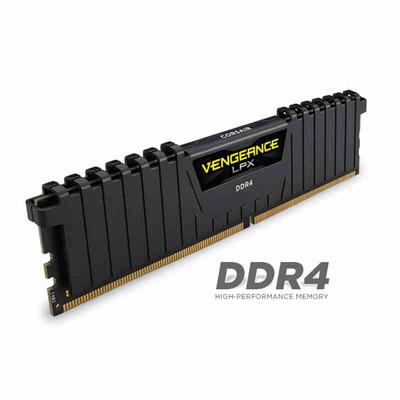 海盗船 复仇者LPX 8GB DDR4 3000 MHZ 台式机内存条