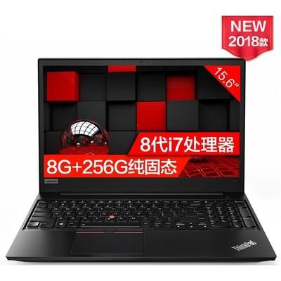 ThinkPad E580(20KS002KCD)15.6英寸游戏吃鸡商务笔记本电脑