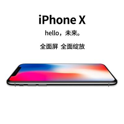 苹果 iPhone X(全网通)国行原封原装