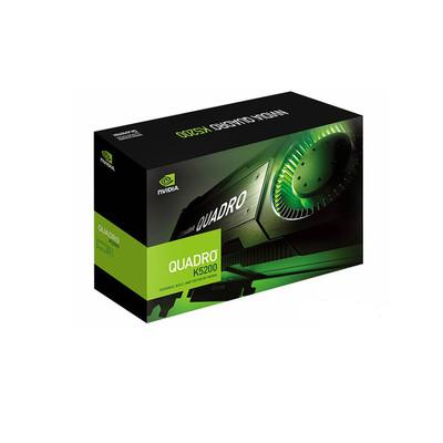 丽台(LEADTEK) Quadro K5200 8GB DDR5/256-bit/ 192Gbps 专业显卡