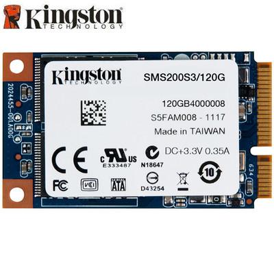 【顺丰包邮】金士顿 mSATA接口 120G专用固态硬盘