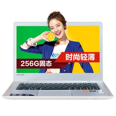 联想(lenovo)ideapad310S 14英寸笔记本电脑 轻薄手提本i5处理器  i5-7200u/8G 256G固态 2G独显银色