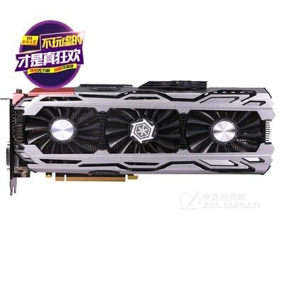映众(Inno3D)GeForce GTX 1070 Ti冰龙版 ICHILL8GB/256Bit