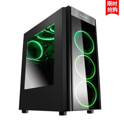 宽耀酷睿七代I7-7700/GTX1050TI-4G独显/200系列主板/M.2SSD固态盘