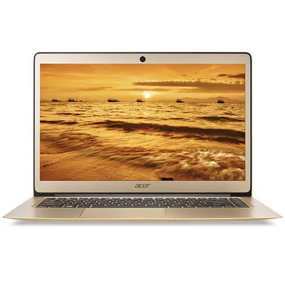 【限时特惠顺丰包邮】宏碁(acer)蜂鸟SF314-51-51PZ 14英寸全金属轻薄笔记本(i5-7200U 8G 256G SSD IPS全高清 指纹识别 win10