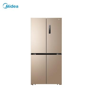 美的冰箱(Midea)BCD-468WTPM(E) 468升十字对开门家用节能变频风冷