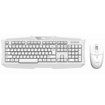 AOC AK47 限量版 双USB接口有线键盘鼠标套装 DIY装机 家用办公